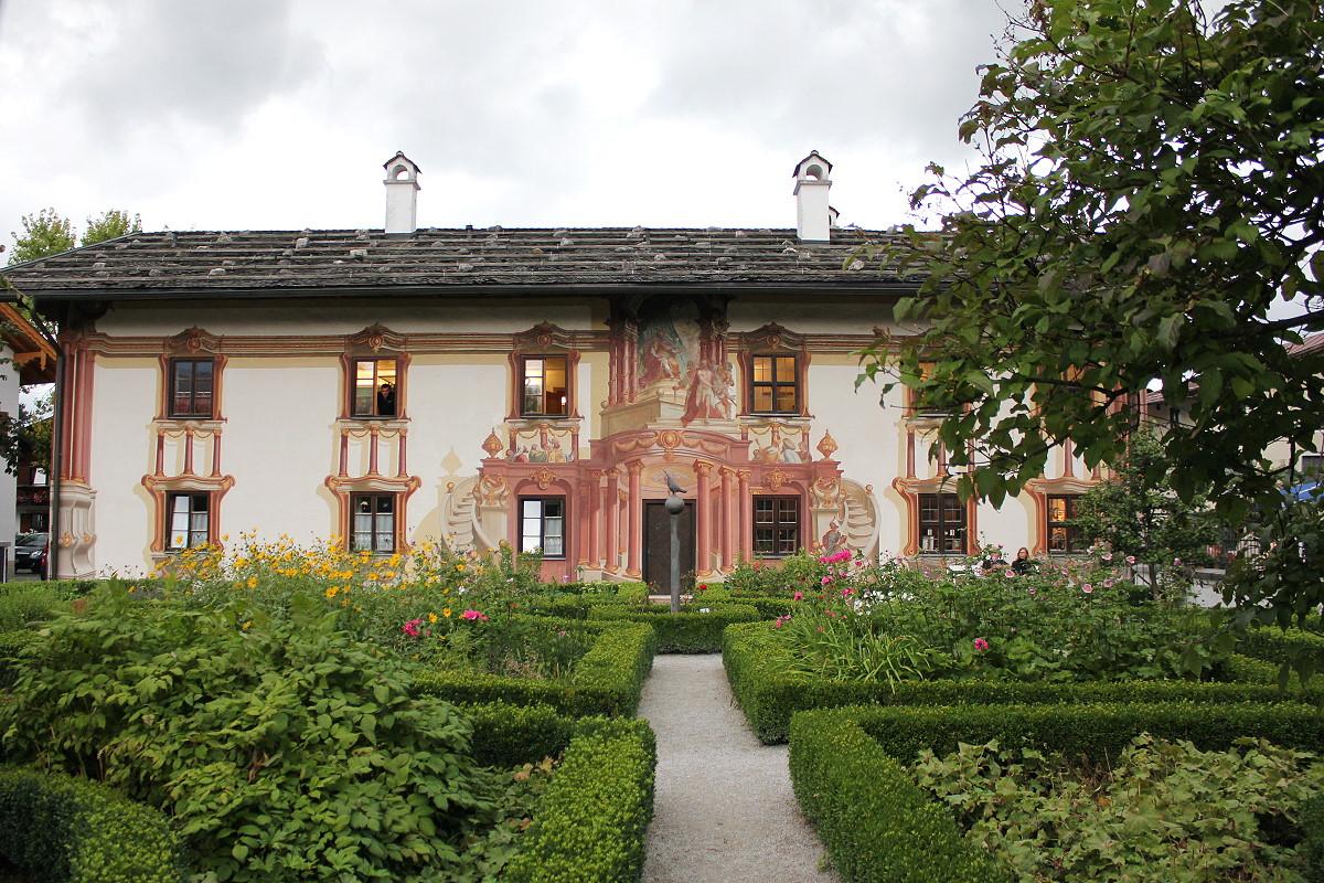 Passionsspielort Oberammergau