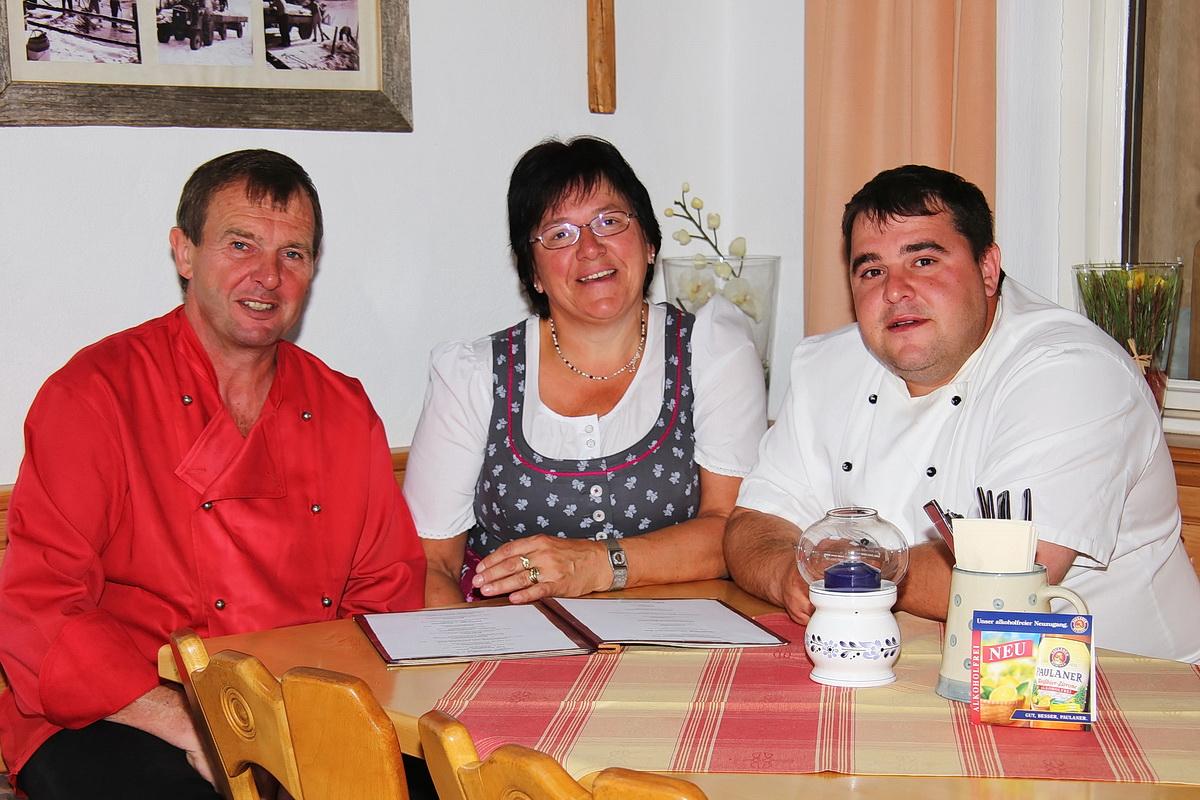 Gasthof zum Buchberger - Familie Buchberger