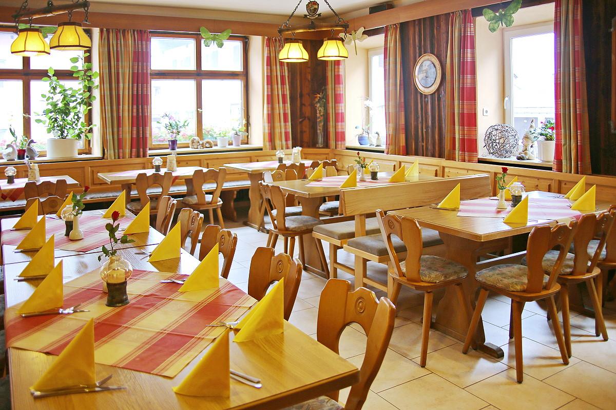 Gasthof zum Buchberger - Unsere Gaststube