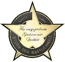 Stern der Gastlichkeit 2015